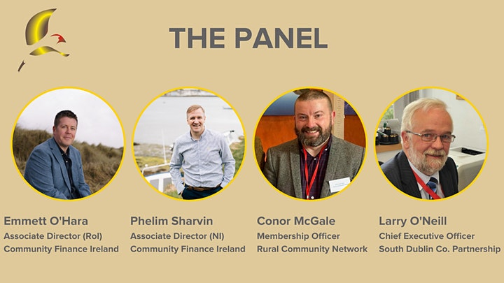 Community Finance Ireland Webinar   The Road Back Offers Opportunities image