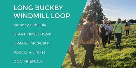 LONG BUCKBY WINDMILL LOOP | 4.5 MILES | MODERATE | NORTHANTS tickets