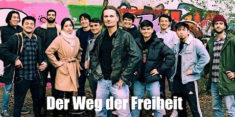 """Buchpräsentation: Ronny Kokert """"Der Weg der Freiheit"""" Tickets"""