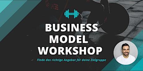 Business Model Workshop für Personal Trainer tickets