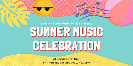Summer Celebration rehearsals and Concert tickets