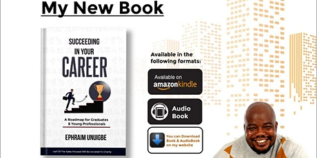 Succeeding in your Career Book Launch tickets