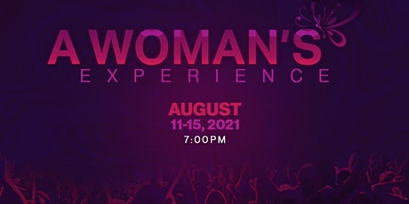 A Woman's Experience 2021 tickets