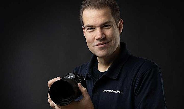 Sony Workshop zur Makrofotografie bei Foto Leistenschneider: Bild