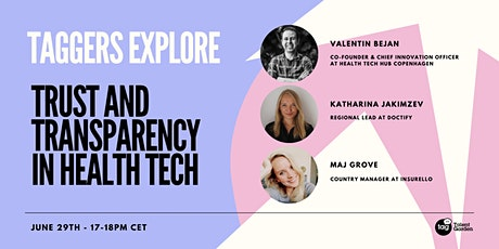 Transparency in health: can digitalisation improve health equality? tickets