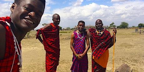 A tour to the Maasai village! tickets