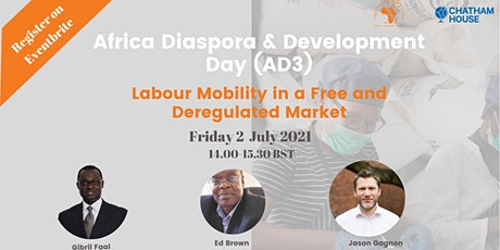 AD3 - Labour Mobility in a Free and Deregulated Market tickets