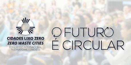 2ª edição do Congresso Internacional Cidades Lixo Zero ingressos
