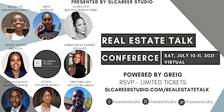 Real Estate Talk Conference tickets