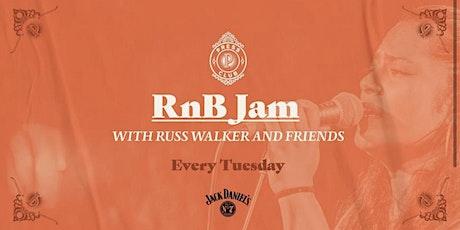 Brisbane RnB Jam tickets