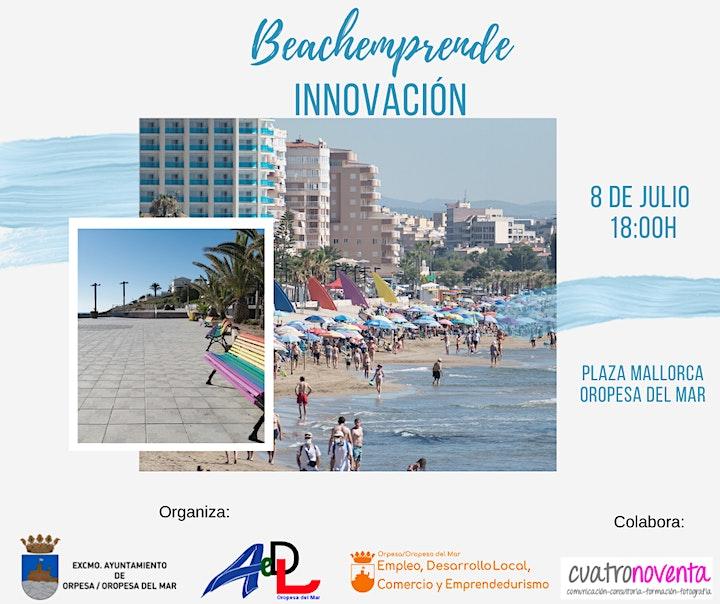Imagen de Beachemprende Innovación