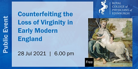 Counterfeiting the Loss of Virginity in Early Modern England biljetter