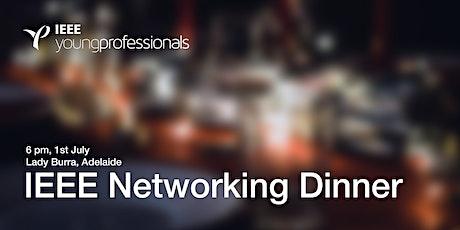 Networking Dinner tickets