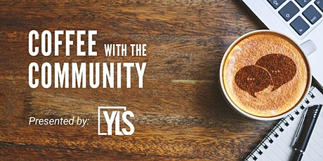 Coffee with the Community tickets