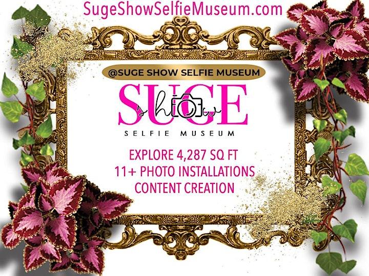 Suge Show Selfie Museum image
