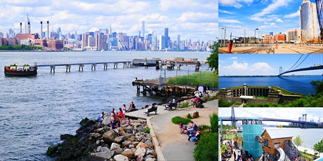 'The Waterfront Parks of New York City' Webinar tickets