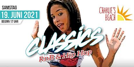 CLASSICS - RnB & Hip Hop Open Air - Outdoor at Charlies Beach Tickets