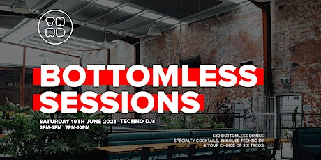 THE THIRD DAY  BOTTOMLESS SESSIONS SAT 7PM-9PM tickets