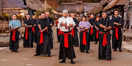 Samurai Artist KAMUI performance and talk session tickets
