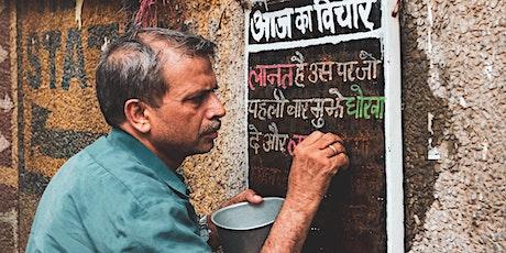 Language of the Month - Hindi Taster billets