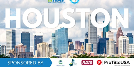 July 2021 Mortgage Note Lab - HOUSTON tickets
