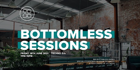 THE THIRD DAY  BOTTOMLESS SESSIONS FRI 7PM-10PM tickets