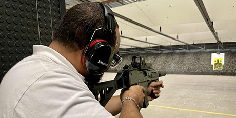 """Intro to PC Carbines & """"Other"""" guns tickets"""