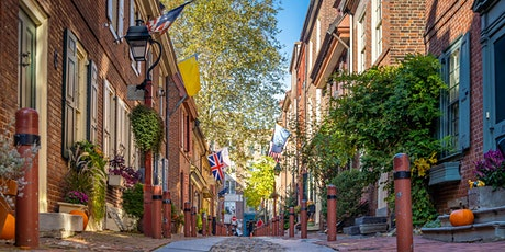 Walking Tour of Elfreth's Alley (in person and virtual) tickets