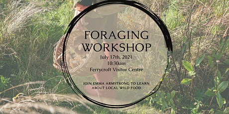Foraging with Emma Armstrong tickets