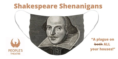 Shakespeare Shenanigans @ St Michael's Mount tickets