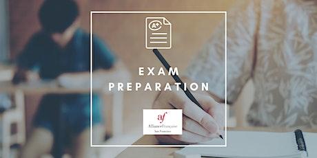 TCF Exam Preparation tickets