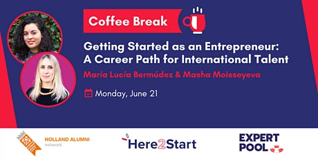 Getting Started as an Entrepreneur: A Career Path for International Talent tickets