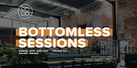 THE THIRD DAY  BOTTOMLESS SESSIONS SUN 1PM-3PM tickets