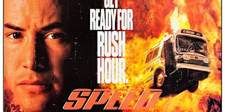 """Speed"" (1994) / Drive-In Movie tickets"