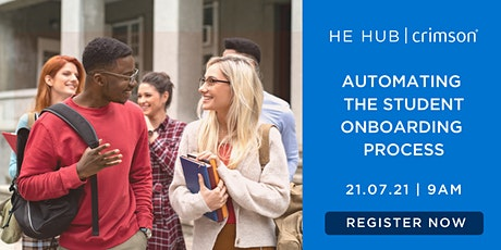 HE Hub: Automating the student onboarding process tickets