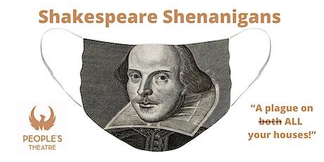 Shakespeare Shenanigans @ Holy Trinity Church tickets