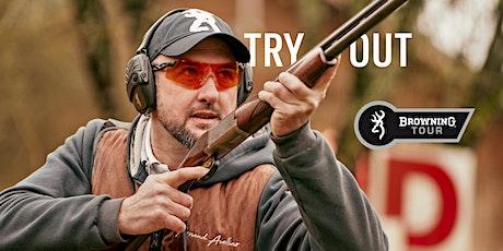 Browning Tour UK : Barbury Shooting School (Wroughton) tickets