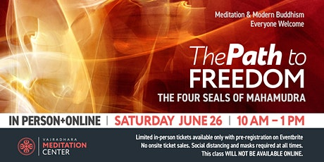 The Path to Freedom LIVE STREAM 06/26/21 tickets