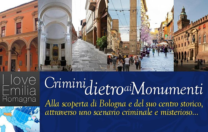 Immagine Crimini dietro ai monumenti. Viaggio alla scoperta di storie criminali...