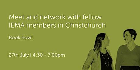 NZ210721 New Zealand: Christchurch Networking Event tickets