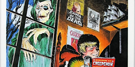 """""""Creepshow"""" (1982) / Drive-In Movie tickets"""