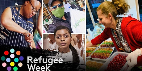 Get To Know Your Neighbors Day - World Refugee Week tickets