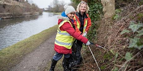 Let's Volunteer - Victoria Quays Clean Up tickets