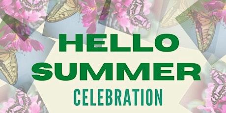 Hello Summer! Celebration tickets