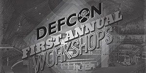 DEFCON WORKSHOPS - Raspberry PI Hardware Hacking and...