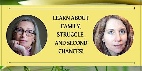 Evening Book Talks - Barbara Conrey & Jennifer Haigh tickets