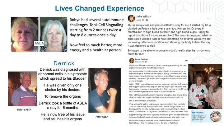 Discover the ADVANCED Science Healing image