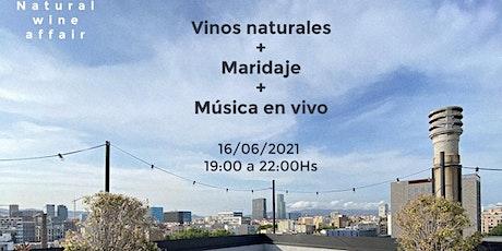 Natural wine Affair Barcelona. entradas