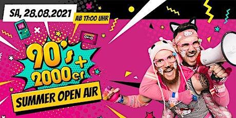 90er & 2000er Summer Open Air | Mütze Katze DJ Team Tickets