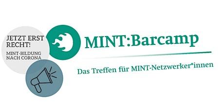 MINT:Barcamp 2021 - Das (Online)-Treffen für MINT-Netzwerker*innen Tickets